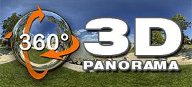 3D Panoráma