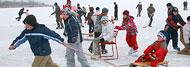 Balatonfenyves strandjai télen is kiváló lehetőséget kínálnak a kikapcsolódásra